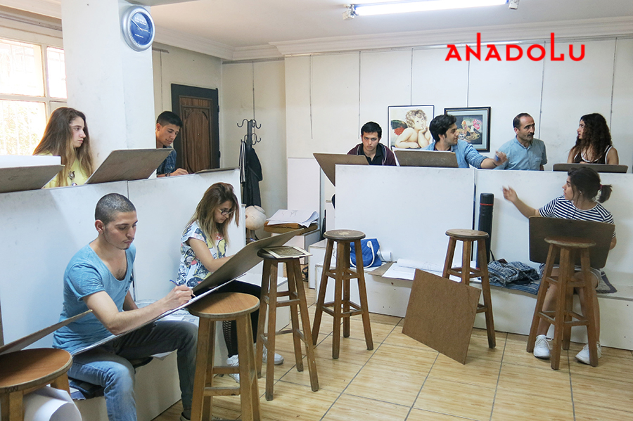 Anadolu Sanat Atölyesi Çanakkalede