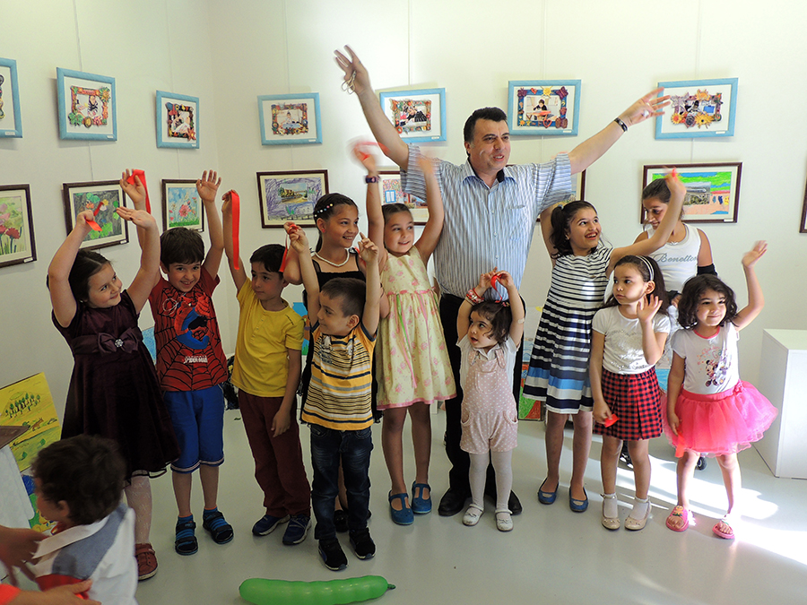 Çocuk Sergileri Çanakkalede