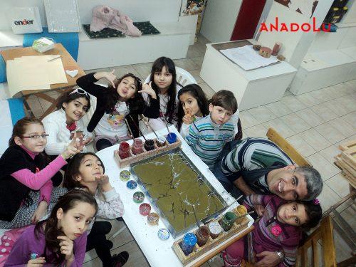 Çocuklar İçin Sanat Eğitimi Çanakkalede