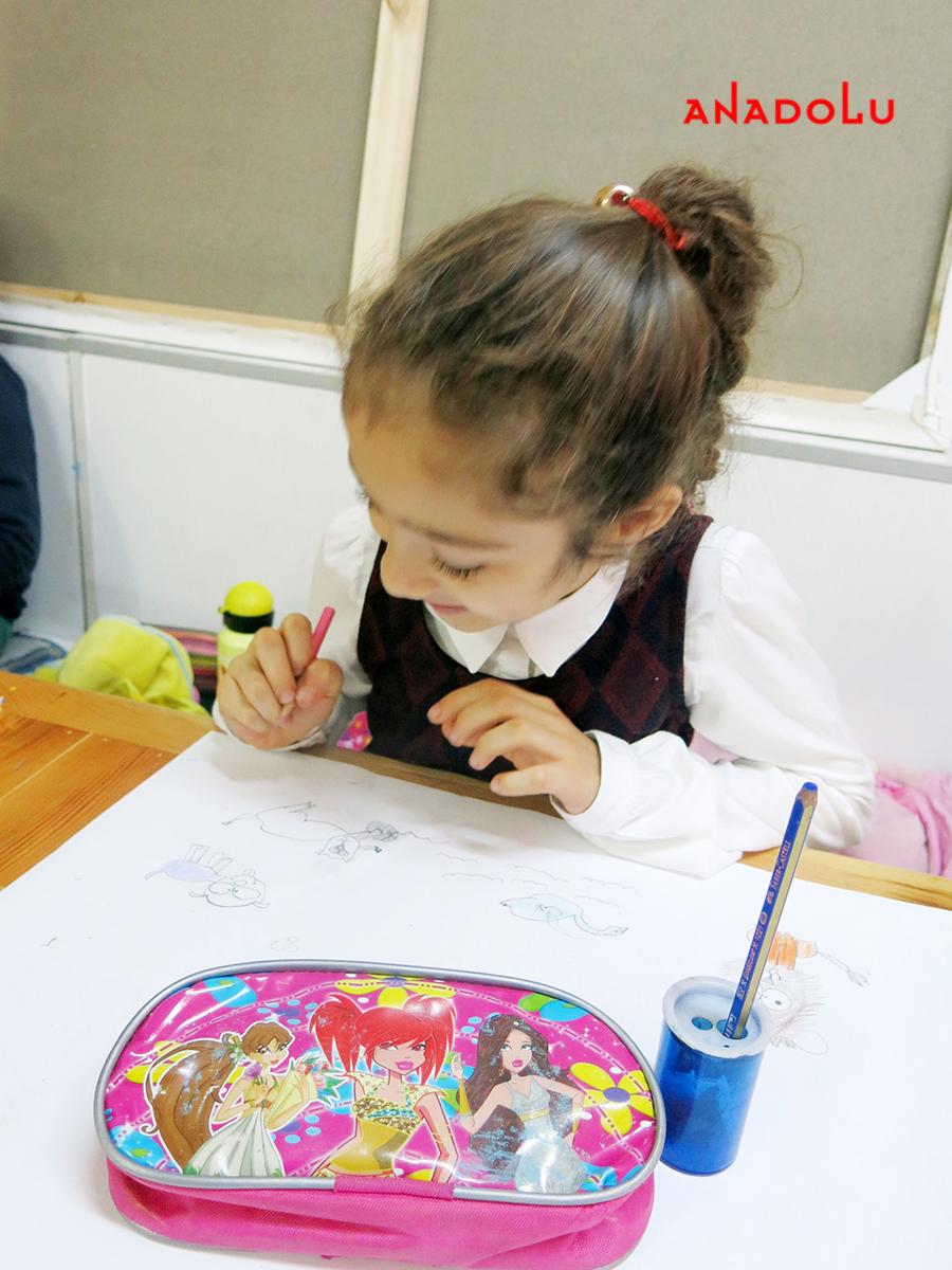 Çanakkalede Çocuklara Yönelik Çizim Kursları