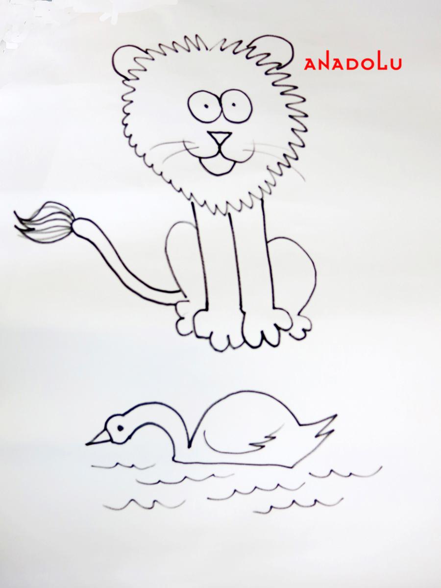Çocuklar İçin Karikatür Eğitimleri Çanakkalede