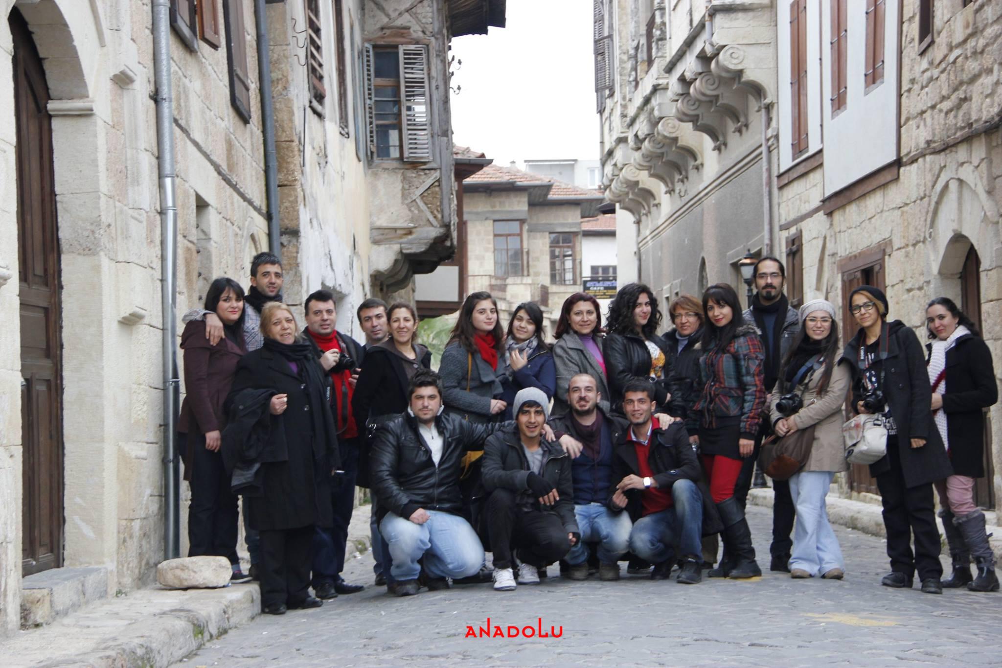 Anadolu Güzel Sanatlar Fotoğraf Gezileri Çanakkalede