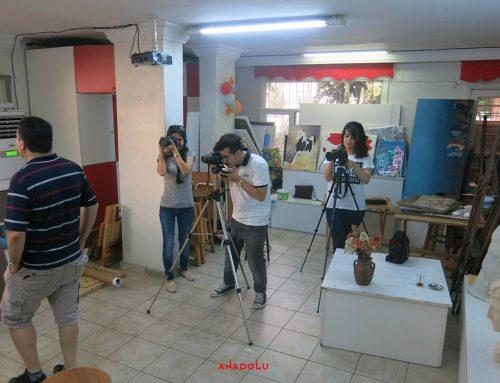 Çanakkaledeki Fotoğraf Öğrencileri