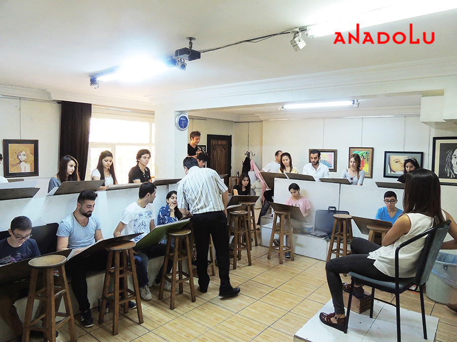 Çanakkale Güzel Sanatlara Fakülteleri Hazırlık Sınıfları