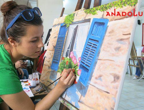Çanakkaledeki Çok Güzel Real Hobi Sergisi