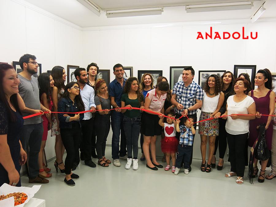 Anadolu Sanat Resim Sergisi Açılışları Çanakkalede