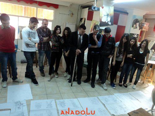 Sanat Eğitimi Çanakkalede