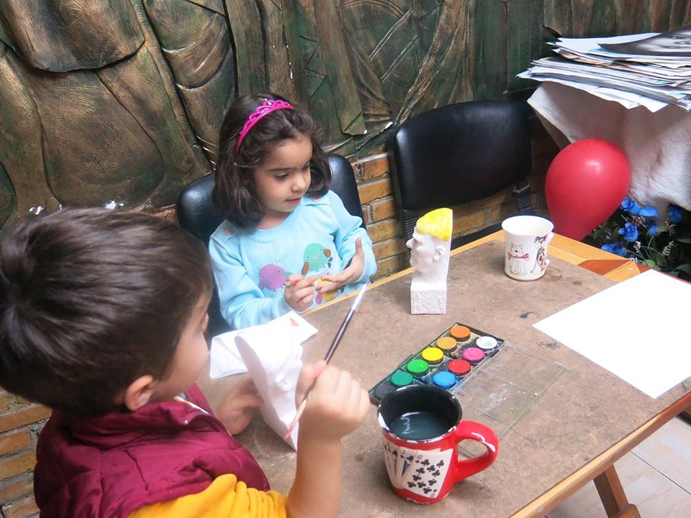 Çanakkale Çocuklar İçin Sanat Kursları
