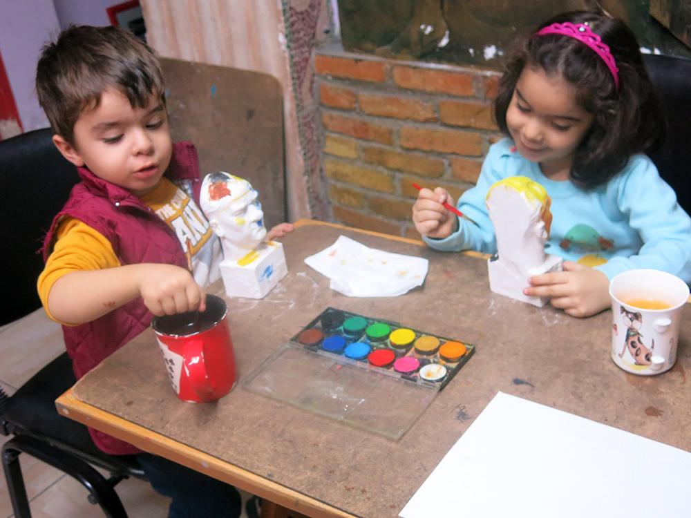 Çanakkale Çocuk Sanat Dersleri