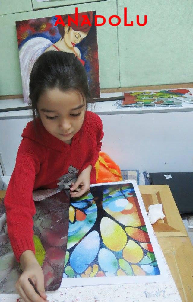 Çanakkalede Çocuklara Yönelik Resim Atölyeleri