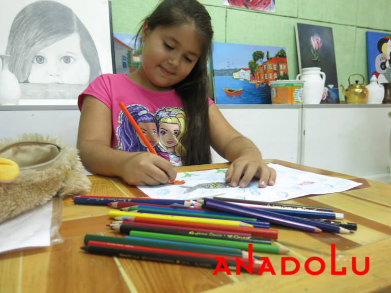 Çanakkalede Çocuklar İçin Resim Eğitimleri