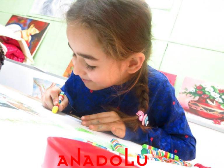 Çanakkalede Çocuklar İçin Güzel Çizim Eğitimleri