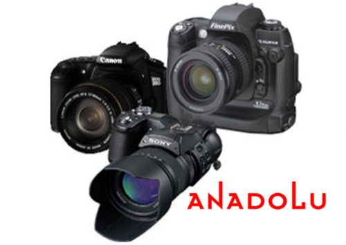 Fotograf Makinesi Çanakkalede