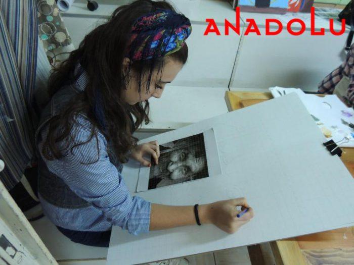 Teknik Çizim Dersleri Üniversite Hazırlık Grubu Çanakkale