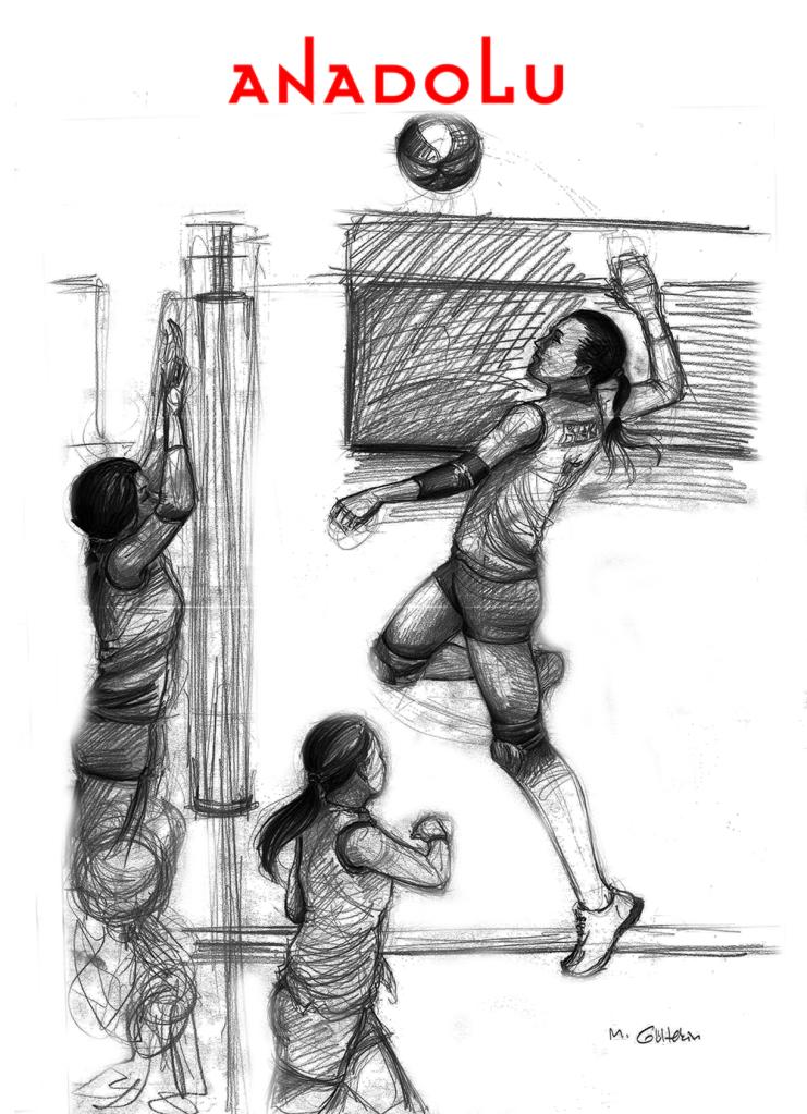 İmgesel Spor Çalışması Yapanlar Çanakkalede