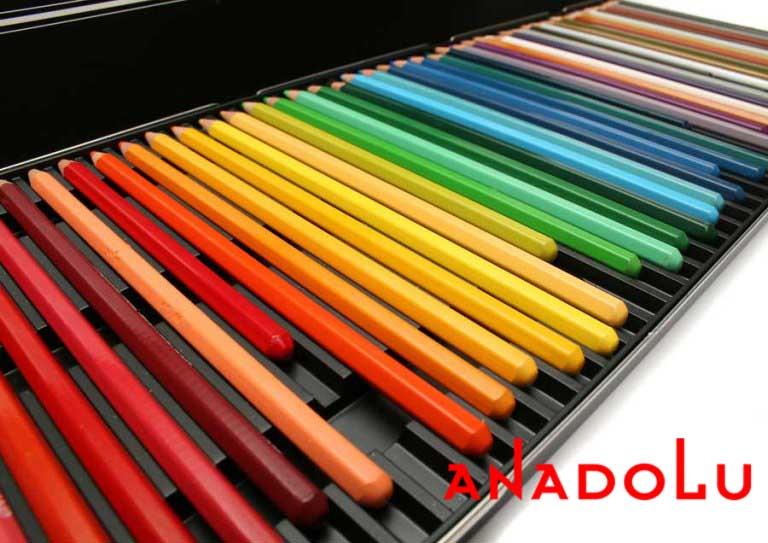 Renkli Kuru Boya Takımları Çanakkalede