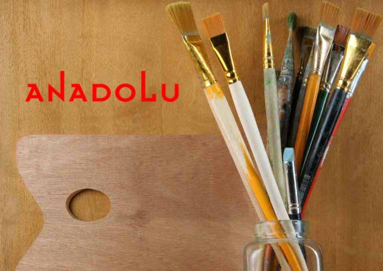 Yağlı Boya Resim Fırçaları Çanakkalede