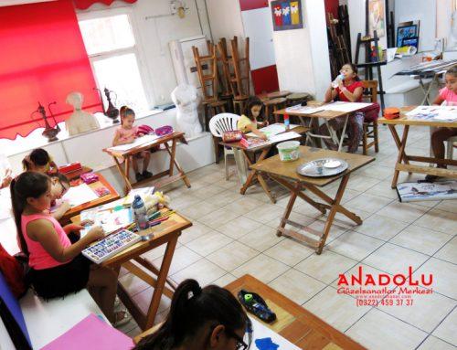 Çanakkaledeki Egitim Sınavı Merkezi